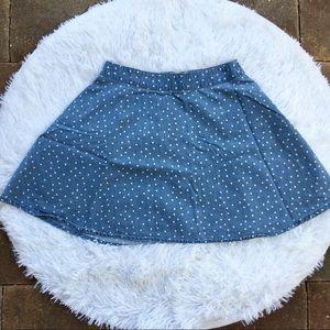 💙 Forever 21 Circle Skirt 💙